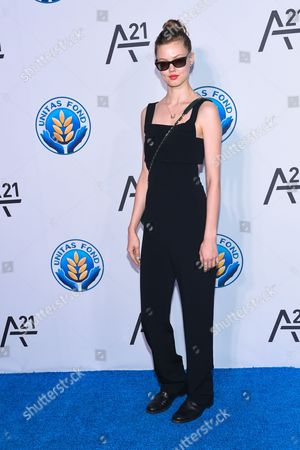 Editorial picture of Unitas Foundation Benefit Gala, New York, USA
