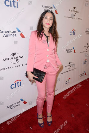 Michelle Branch seen at Universal Music Group Grammy Party Presented by American Airlines and Citi at The Theatre at Ace Hotel, in Los Angeles, CA