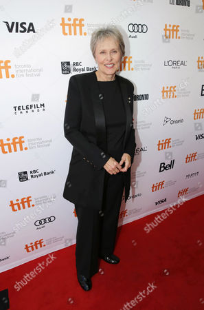 Stock Picture of Canadian Astronaut Dr. Roberta Bondar seen at Warner Bros. 'Gravity' Premiere at 2013 TIFF presented by Audi, on Sunday, Sep, 8, 2013 in Toronto