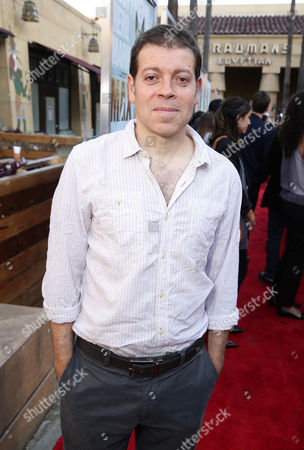 "Boaz Yakin seen at the Warner Bros. and Metro-Goldwyn-Mayer ""MAX"" Los Angeles Premiere on"