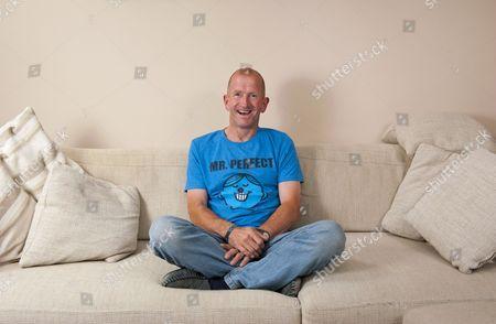Stock Image of Eddie Edwards, real name Michael Edwards
