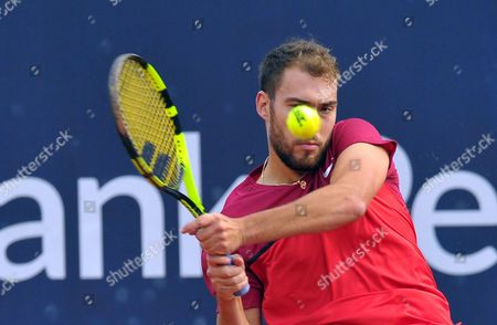 Editorial picture of Challenger ATP Pekao Open tennis tournament in Szczecin, Poland - 15 Sep 2017