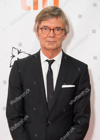 """Director Bille August attends the premiere for """"55 Steps"""" on day 9 of the Toronto International Film Festival, at Roy Thomson Hall, in Toronto"""