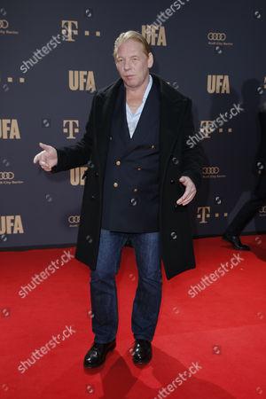 Editorial photo of UFA Anniversary Night, Berlin, Germany - 15 Sep 2017