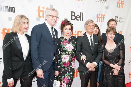 Helena Bonham Carter, Bille August and cast