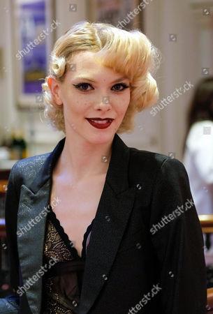 Stock Photo of Francesca Merricks