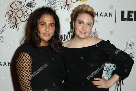 Jenni Konner, Lena Dunham