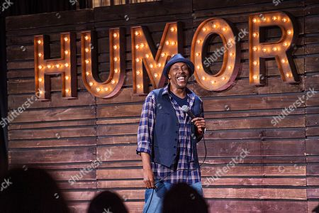 Arsenio Hall seen at KAABOO 2017 at the Del Mar Racetrack and Fairgrounds, in San Diego, Calif