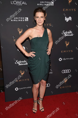 Editorial image of 2017 Performers Nominee Reception Presented by the Television Academy - Arrivals, Beverly Hills, USA - 15 Sep 2017
