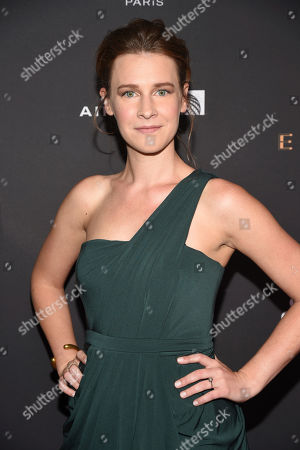 Gwendolyn Ellis arrives at the 2017 Performers Nominee Reception Presented by the Television Academy at the Wallis Annenberg Center for the Performing Arts, in Beverly Hills, Calif