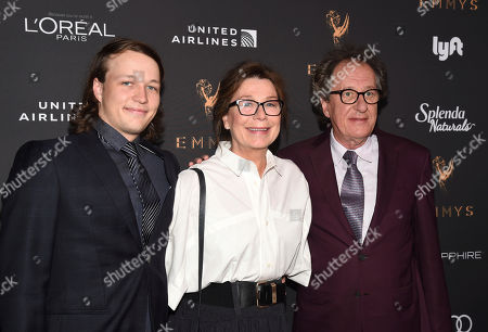 Editorial picture of 2017 Performers Nominee Reception Presented by the Television Academy - Arrivals, Beverly Hills, USA - 15 Sep 2017