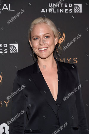 Ingrid Bolso Berdal arrives at the 2017 Performers Nominee Reception Presented by the Television Academy at the Wallis Annenberg Center for the Performing Arts, in Beverly Hills, Calif