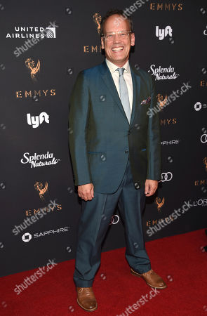 Dee Bradley Baker arrives at the 2017 Performers Nominee Reception Presented by the Television Academy at the Wallis Annenberg Center for the Performing Arts, in Beverly Hills, Calif