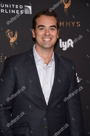 Jeff Meacham arrives at the 2017 Performers Nominee Reception Presented by the Television Academy at the Wallis Annenberg Center for the Performing Arts, in Beverly Hills, Calif