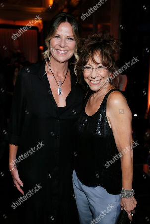 Mo Collins, Mindy Sterling. Mo Collins, left, and Mindy Sterling is seen at the 2017 Performers Nominee Reception Presented by the Television Academy at the Wallis Annenberg Center for the Performing Arts, in Beverly Hills, Calif