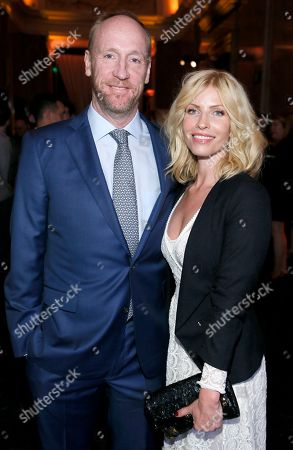 Matt Walsh, Morgan Walsh. Matt Walsh, left, and Morgan Walsh is seen at the 2017 Performers Nominee Reception Presented by the Television Academy at the Wallis Annenberg Center for the Performing Arts, in Beverly Hills, Calif