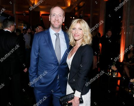 Matt Walsh, Morgan Walsh. Matt Walsh, left, and Morgan Walsh are seen at the 2017 Performers Nominee Reception Presented by the Television Academy at the Wallis Annenberg Center for the Performing Arts, in Beverly Hills, Calif