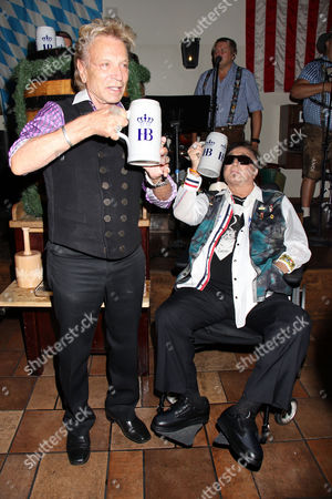 Editorial photo of Siegfried and Roy Kick Off Oktoberfest, Hofbrauhaus, Las Vegas, USA - 15 Sep 2017
