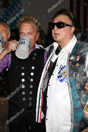 Editorial image of Siegfried and Roy Kick Off Oktoberfest, Hofbrauhaus, Las Vegas, USA - 15 Sep 2017