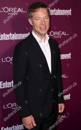 George Newbern arrives at the 69th Primetime Emmy Awards Entertainment Weekly pre party at the Sunset Tower Hotel, in Los Angeles
