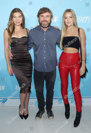 Editorial image of Variety and Women in Film Emmy Nominee Celebration, Arrivals, Los Angeles, USA - 15 Sep 2017
