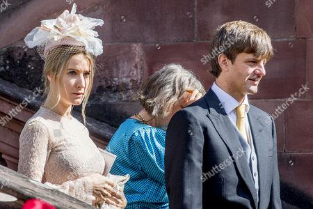 Prince Ernst August jr., Ekaterina Malysheva