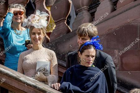 Prince Ernst August jr., Ekaterina Malysheva, Princess of Hannover