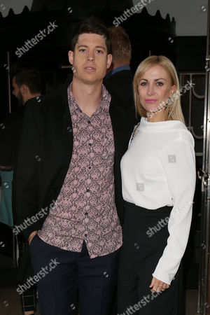 Katherine Kelly and husband Ryan Clark