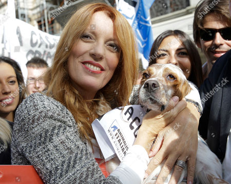 Editorial image of Politics, Milan, Italy - 16 Sep 2017