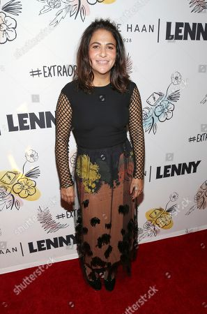 "Director Jenni Konner attends the 2nd Anniversary Party for ""Lenny"" at The Jane, in New York"