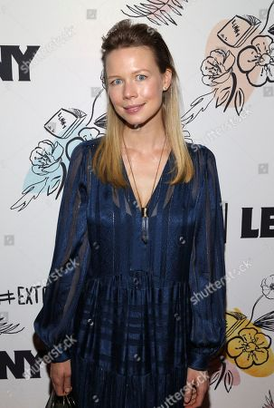 "Designer Erin Fetherston attends the 2nd Anniversary Party for ""Lenny"" at The Jane, in New York"