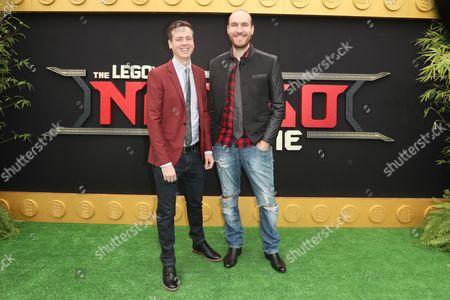 Editorial image of 'The LEGO Ninjago Movie' film premiere, Los Angeles, USA - 16 Sep 2017