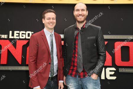 Michael Kramer and Jay Vincent