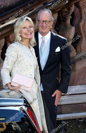 Karl Friedrich von Hohenzollern & Katharina von Hohenzolern