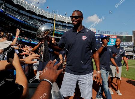 Editorial photo of Orioles Yankees Baseball, New York, USA - 16 Sep 2017