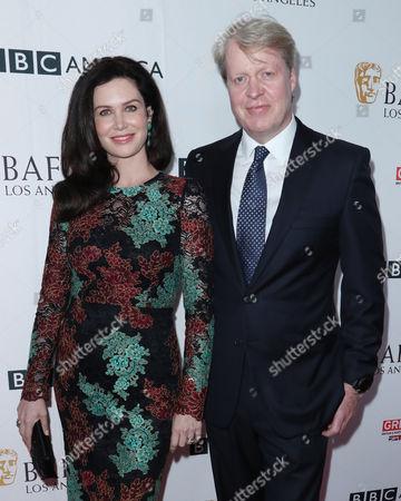 Earl Spencer and wife Karen Spencer