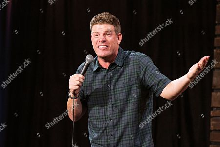 Stock Image of Stephen Rannazzisi seen at KAABOO 2017 at the Del Mar Racetrack and Fairgrounds, in San Diego, Calif