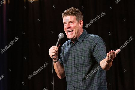 Stock Picture of Stephen Rannazzisi seen at KAABOO 2017 at the Del Mar Racetrack and Fairgrounds, in San Diego, Calif