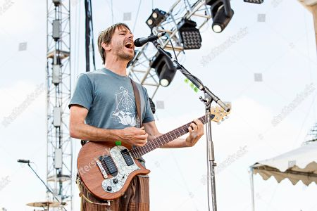 Glen Phillips of Toad the Wet Sprocket seen at KAABOO 2017 at the Del Mar Racetrack and Fairgrounds, in San Diego, Calif