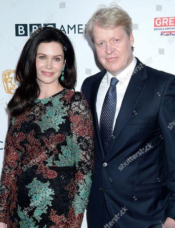 Countess Karen Spencer and Earl Spencer