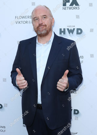 Stock Image of Louis CK