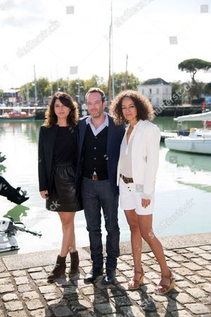 'Pretes a tout' photocall - Anne Charrier, Alika Del Sol and guest