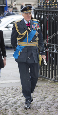 Marshal of the Royal Air Force, Sir Jock Stirrup