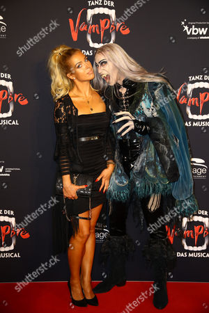 Editorial photo of premiere of Dance of the Vampires, Hamburg, Germany - 17 Sep 2017