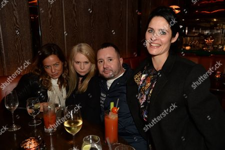 Editorial picture of Kim Jones's birthday brunch at Sexy Fish, London, UK - 17 Sep 2017