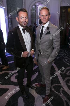 Ben Forster and Paul Longman