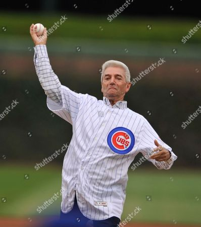 Editorial picture of Cardinals Cubs Baseball, Chicago, USA - 17 Sep 2017