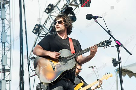 Stock Photo of Pete Yorn seen at KAABOO 2017 at the Del Mar Racetrack and Fairgrounds, in San Diego, Calif