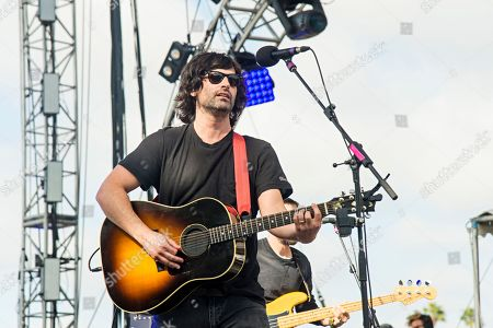 Stock Picture of Pete Yorn seen at KAABOO 2017 at the Del Mar Racetrack and Fairgrounds, in San Diego, Calif