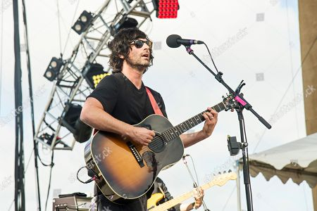 Pete Yorn seen at KAABOO 2017 at the Del Mar Racetrack and Fairgrounds, in San Diego, Calif